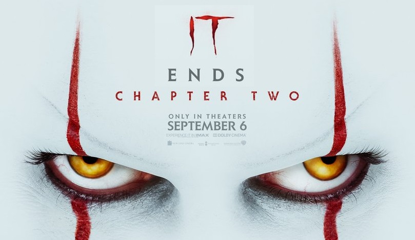 Photo of IT: Chapter Two 06 September 2019
