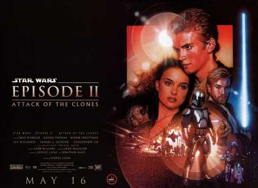 Star Wars: Episode II – Attack of the Clones May 16, 2002