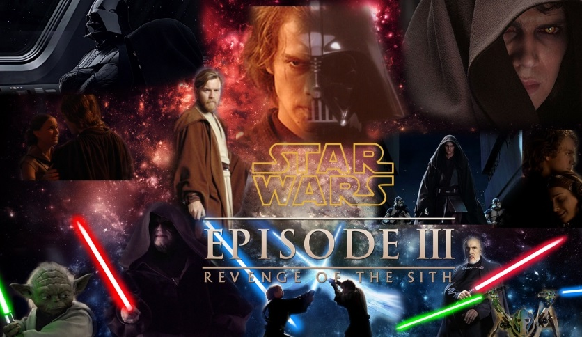 Star Wars: Episode III – Revenge of the Sith May 19, 2005