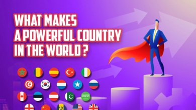 Photo of What makes a Powerful Country in the world ?
