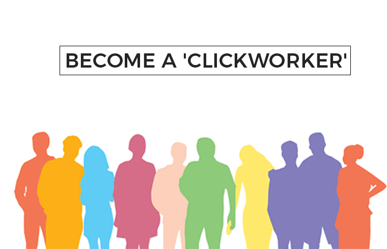Become a 'Clickworker': How to Earn Money Online?