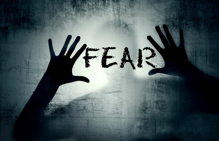 Control over Fear