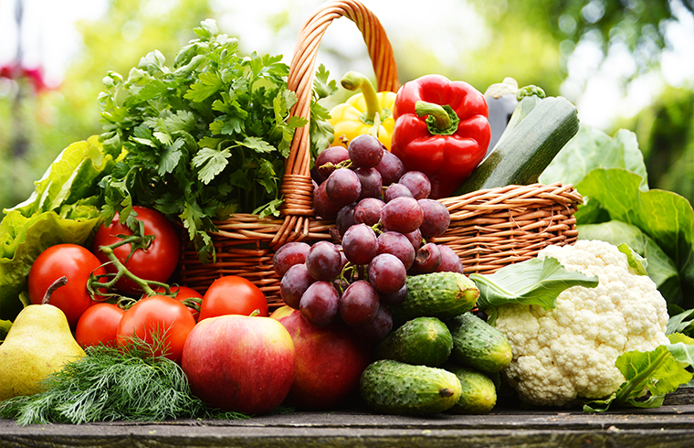 Eating Fresh Vegetables: How to Reduce Weight