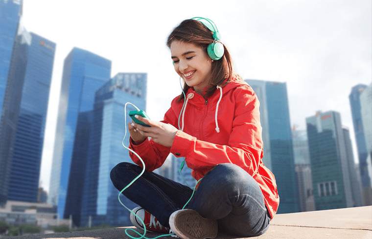 Listen your Favorite Songs: How to Reduce Stress ?