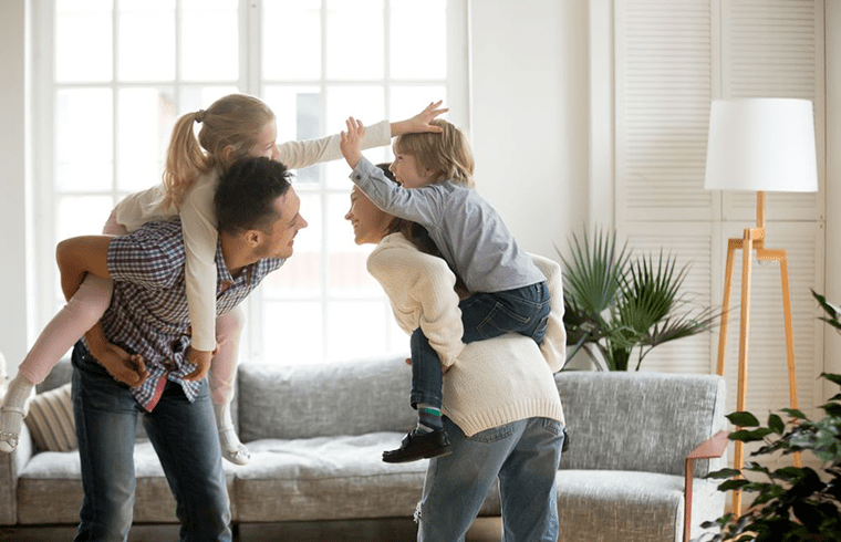 Spend Time with Family How to Reduce Stress ?