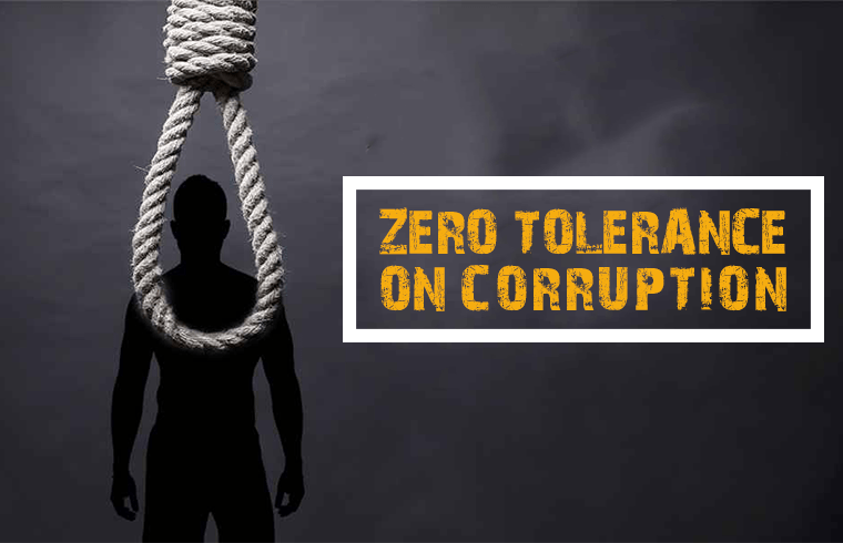 Zero Tolerance on Corruption: 7 Things That Make a Country Developed