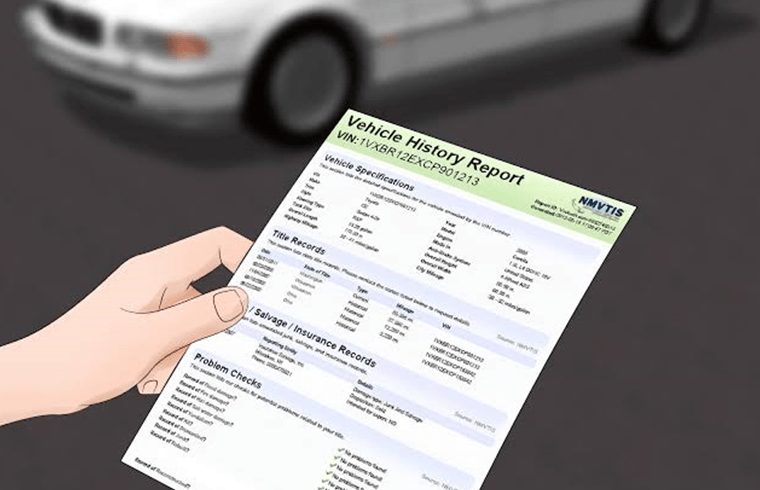 5 Things to Check Before Buying a Used Car: Check All Records -