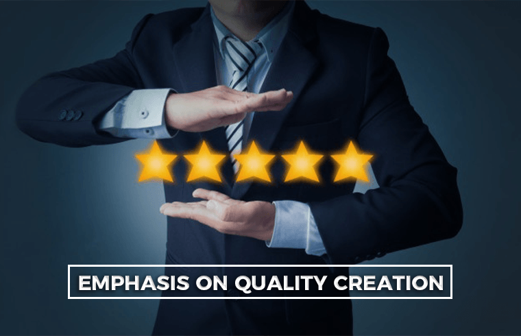 26 Most important tips to boost your sales: Emphasis on quality creation -