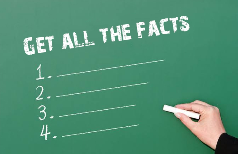 Customer complaints: Get all the Facts