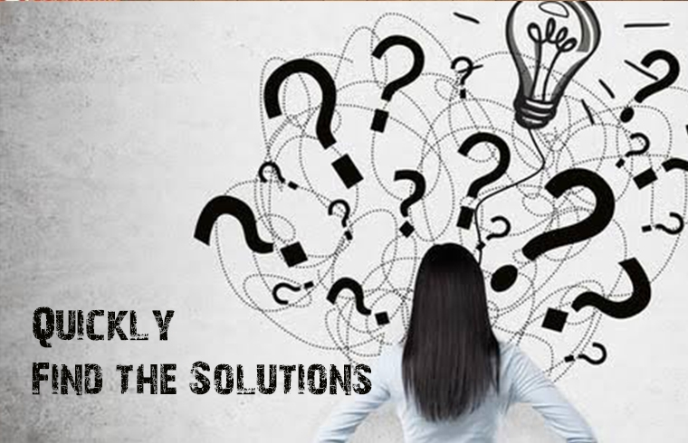 Quickly Find the Solutions