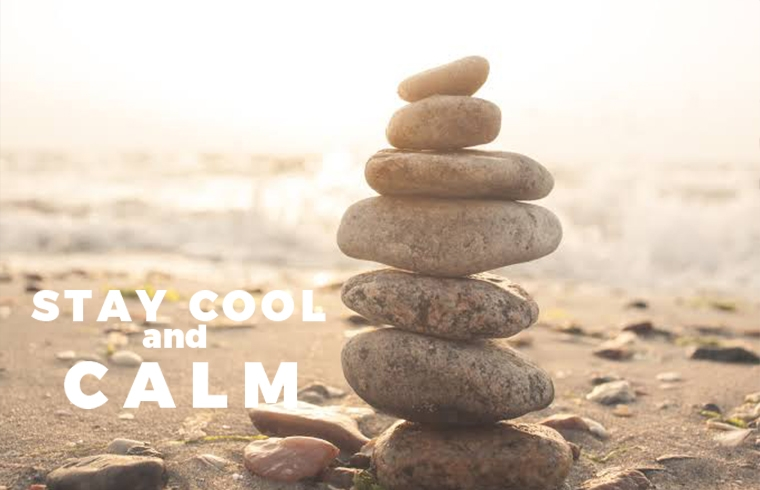 Customer complaints: Stay Cool and Calm