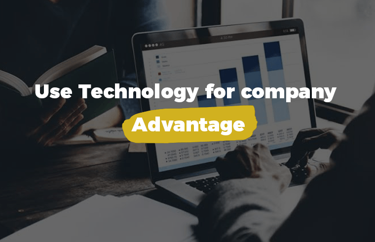 26 Most important tips to boost your sales: Use Technology for company Advantage