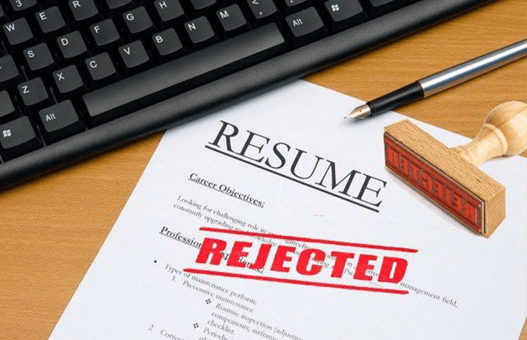 Why Most Of CVs Get Rejected?