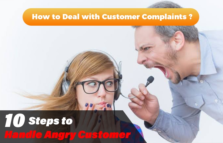 Photo of Responding to Customer Complaints | 10 Steps to handle angry customers