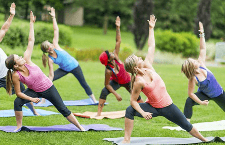Health and Fitness: Good Exercise