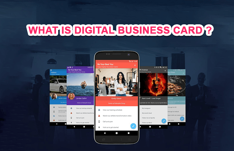 Photo of How to respond Market Dynamics? An Intervention of Digital Business Card