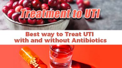 Photo of Treatment to UTI | Best way to Treat UTI with and without Antibiotics