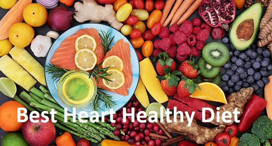 Best Heart Healthy Diet you must know to avoid cardiac diseases